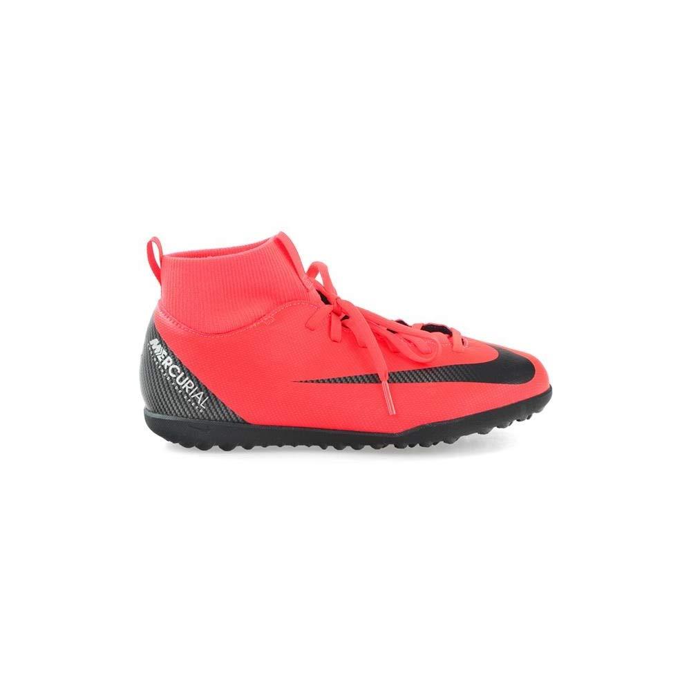 NIKE - JR Superfly 6 Club CR7 TF - AJ3088600 - Farbe  Rot - Größe  36.0