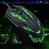 2016 The Best Gaming Mouse! New 2000DPI Wired