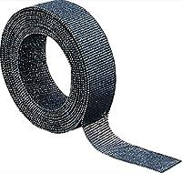 "PFERD 47233 Abrasive Screen Roll, Silicon Carbide, 10 yd. Length x 1-1/2"" Width, 80 Grit"