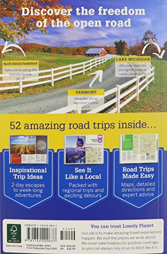 lonely planet usa s best trips travel guide fly us