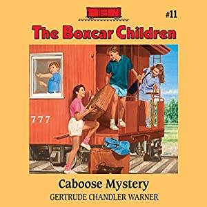 The Caboose Mystery Audiobook
