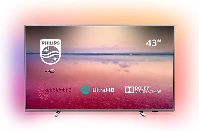 Philips 43PUS6754 - TV: Philips: Amazon.es: Electrónica
