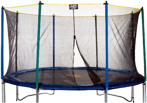 Pure Fun 12-Foot Trampoline Enclosure by Pure Fun