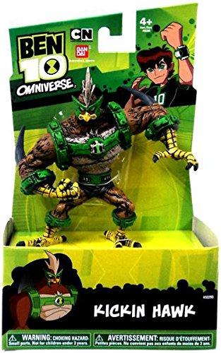 Amazon ben 10 omniverse kickin hawk vinyl figure toys games ben 10 omniverse kickin hawk vinyl figure altavistaventures Images