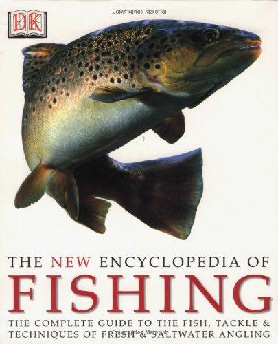 New Encyclopedia Fishing John Bailey product image