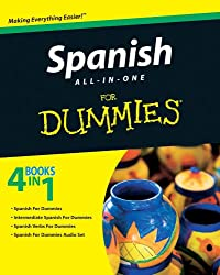 Image of the product Spanish All In One for that is listed on the catalogue brand of For Dummies. This item has been rated with a 5.0 scores over 5