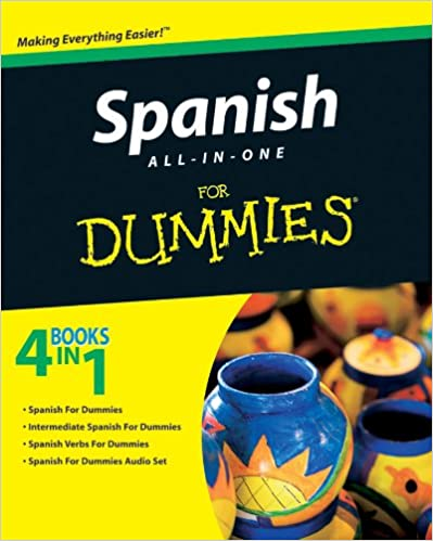Spanish All In One For Dummies Kindle Edition By Consumer Dummies