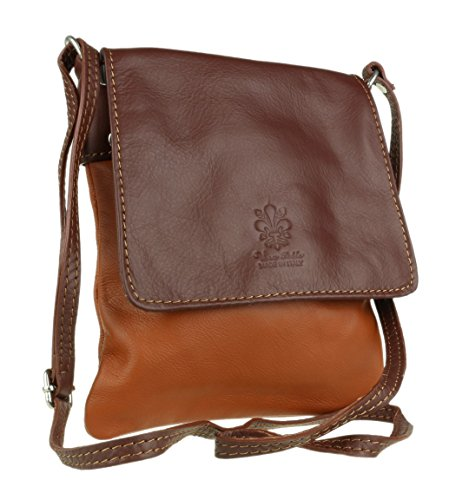 Coffee Tan Paola Bolso Girly bandolera Mujer HandBags R0nW4UxqwF