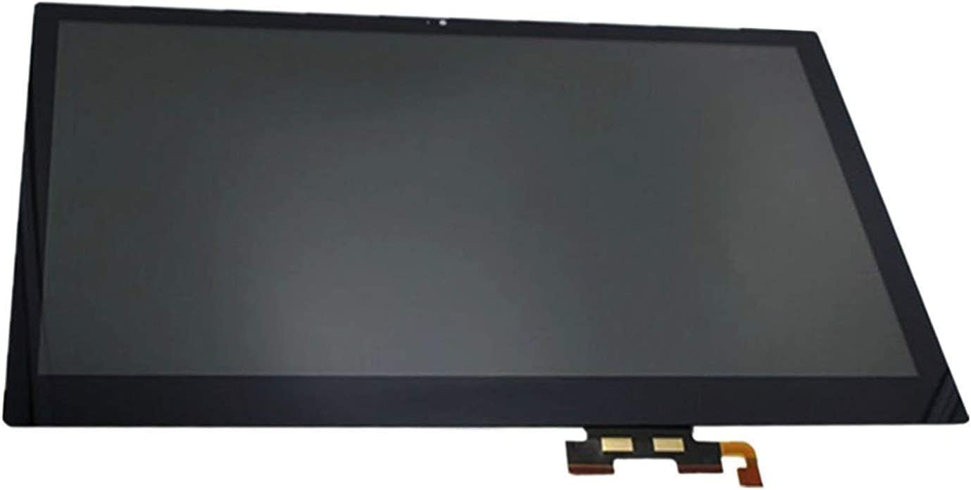 """Bblon 15.6"""" Touchscreen Glass Panel + 1366x768 LCD LED Display Screen Assembly for Acer Aspire V5-552P V5-572P V5-573P (Not a Completely Laptop)"""