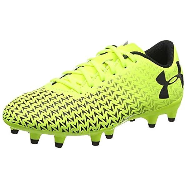 Under Armour UA CF Force 3.0 FG Jr Chaussures de Football Mixte Enfant