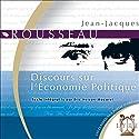 Discours sur l'économie politique Audiobook by Jean-Jacques Rousseau Narrated by Éric Herson-Macarel