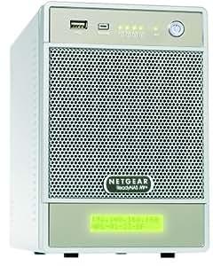 NETGEAR ReadyNAS NV+ 4-Bay 4TB (4 x 1000GB)