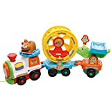 VTech Tut Tut Animo Super train fantastico-rigolo juguete de arrastre - juguetes de arrastre (12 mes(es), 60 mes(es), AAA, 133 mm, 450 mm, 330 mm)