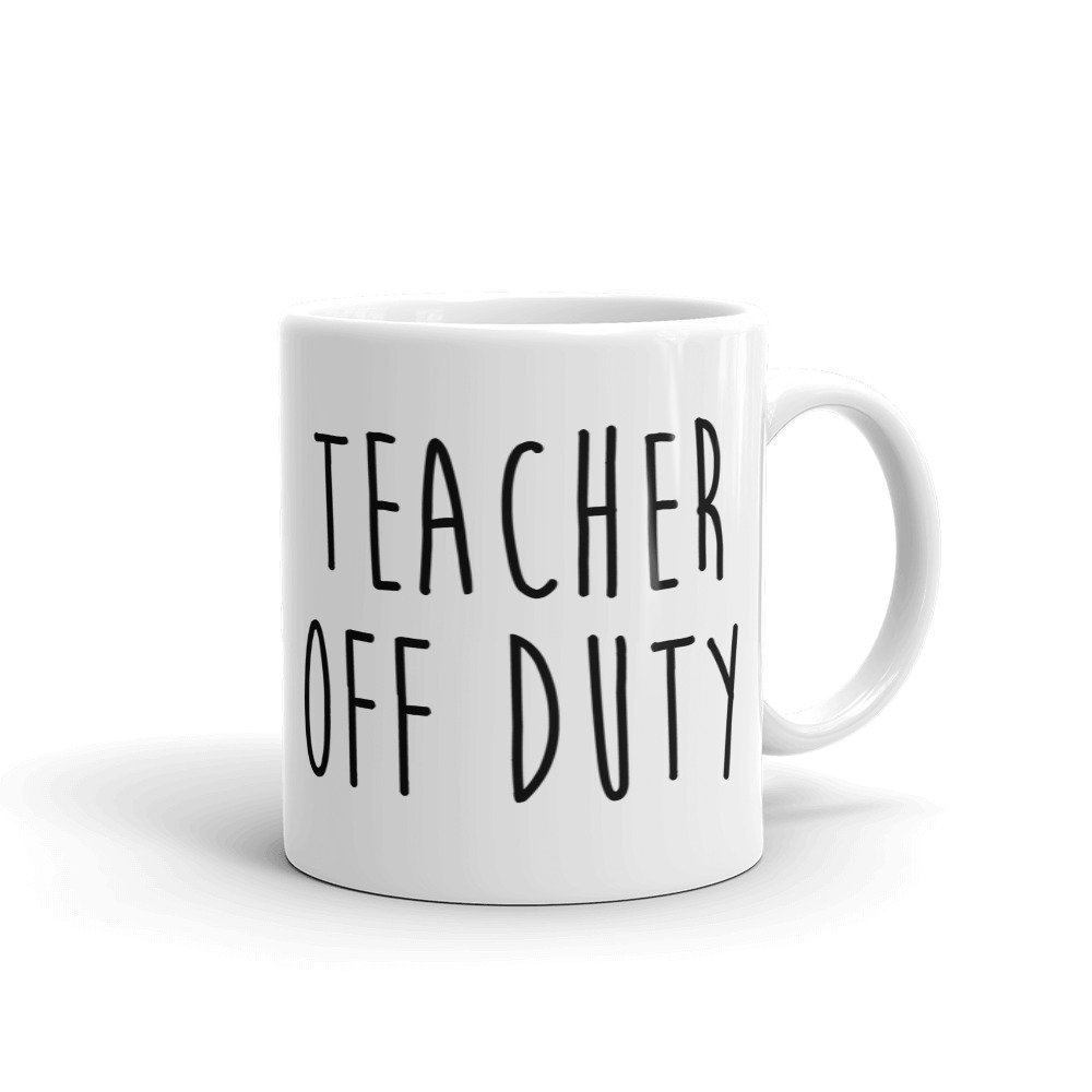 33c9911fc7a Amazon.com: teacher mug gift teachers mug teacher mugs end of year ...