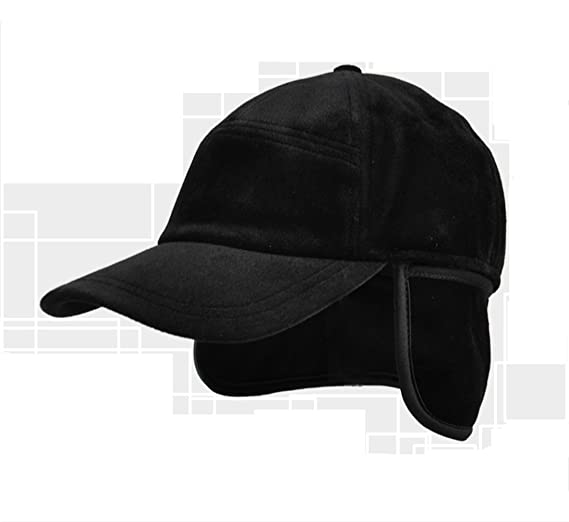Winter hat Ear protecting round hat Lengthen neck protecting hat for men  Easy to match in 02cf0bbb01d