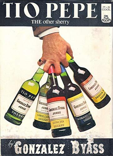 ShopForAllYou Posters & Prints Home Wall Decor Gonzalez Byass Sherry 1972 Liquor ad Retro Poster