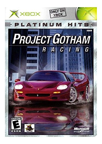 - Project Gotham Racing (Xbox, 2001)