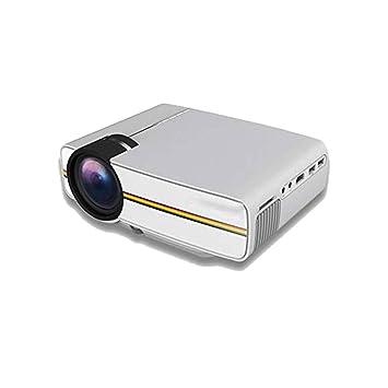 C-ET Full HD, Proyector portátil Mini proyector de películas ...