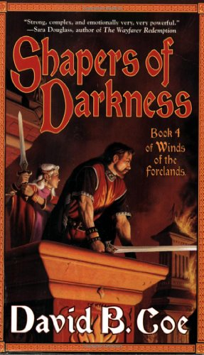 book cover of Shapers of Darkness