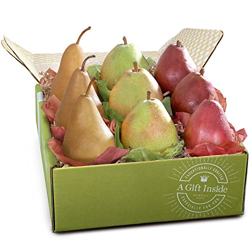 David Basket - Golden State Fruit Pears to Compare Deluxe Gift