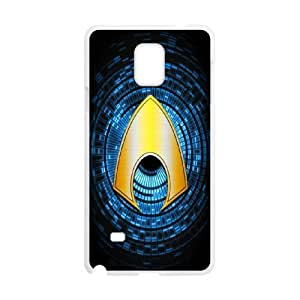 Generic Case Aquaman For Samsung Galaxy Note 4 N9100 221S3E8045