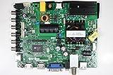 PROSCAN 40' PLDED4016A-B U15082549 LED Power + Main Board Motherboard Unit