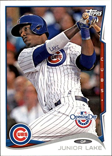 2014 Topps Opening Day Master Chicago Cubs Team Set 6 Cards