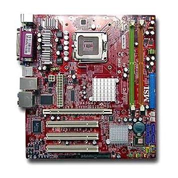 MSI 945GM3-F LAN DESCARGAR DRIVER