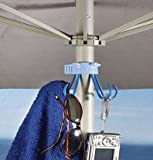 Umbrella Hook for Towels/Camera/Bags by Pole-R Bear