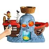 Jake y los piratas - Batalla cataratas naufragio (Mattel CCV48)