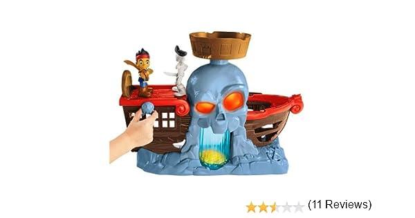 Jake y los Piratas - Batalla cataratas naufragio (Mattel CCV48 ...