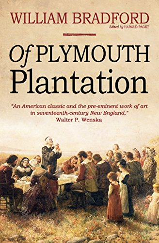 Of Plymouth Plantation by [Bradford, William]