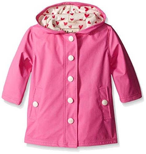 Hatley Girls Hearts Splash Jacket