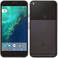 Google Pixel XL, Quite Black 32GB - Verizon + Unlocked GSM (Certified Refurbished)