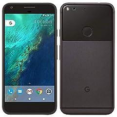 Google Pixel XL, Quite Black 32GB - Verizon + Unlocked GSM (Certified Refurbished)