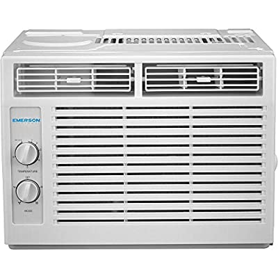Emerson Quiet Kool 5,000 BTU 115-Volt Window Air Conditioner