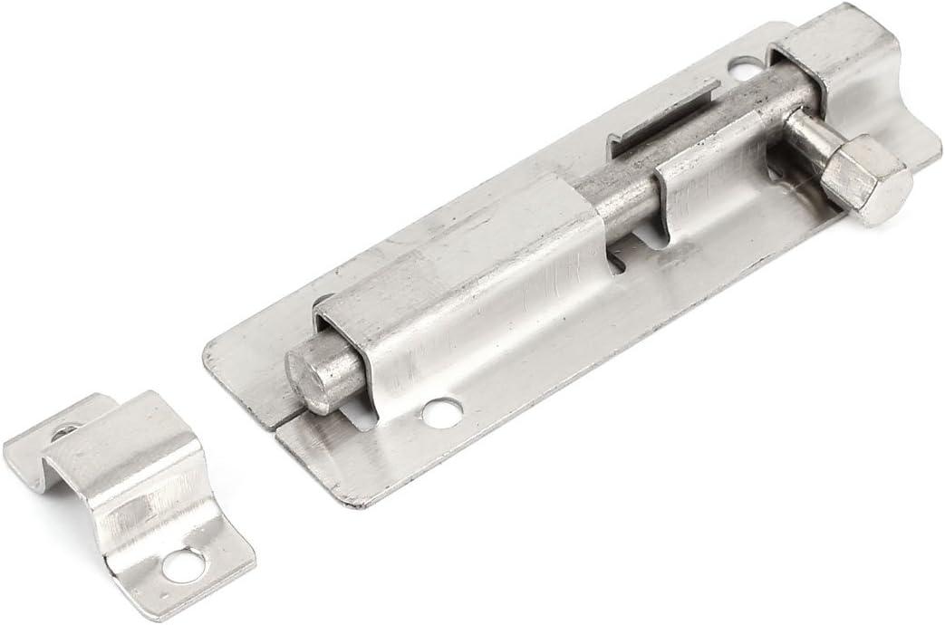 Ventana Home Hardware plateado de acero inoxidable con pasador 6,86 cm