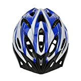 BXT Men Adult Lightweight Adjustable Racing Road Mountain Bike Bicycle Cycling Safety PC EPS Protecting Helmet
