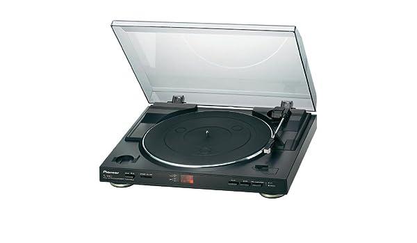Tocadiscos Pioneer PL-990 K: Amazon.es: Electrónica