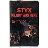 Styx: Kilroy Was Here Cassette VG++ Canada A&M CS-3734