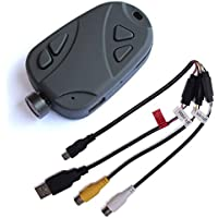 BrightTea® Mini DVR 808 #16 V3 Lens D Car Key Chain Micro Camera HD 720P Pocket Camcorder