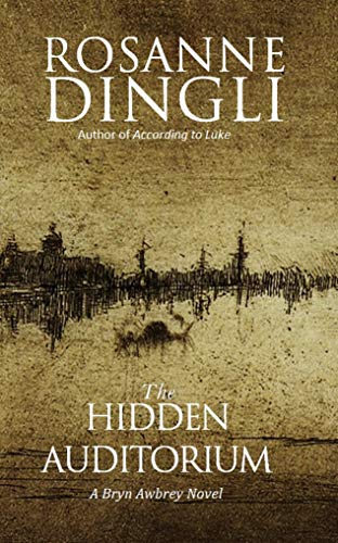 Book: The Hidden Auditorium by Rosanne Dingli