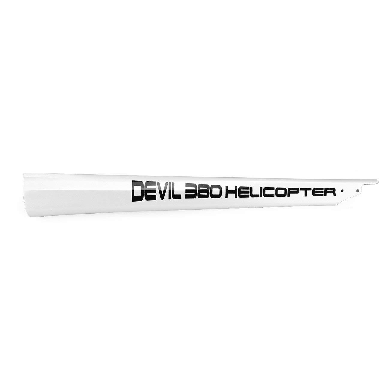 Jasnyfall ALZRC - Devil Devil Devil 420 Fast Upgrade Set - EIN Helikopter Ersatzteile Zubehör - Schwarz & Weiß 266151