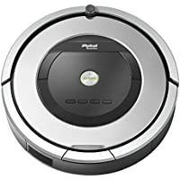 iRobot R860020 Roomba 860 Pet & Allergy Vacuum Cleaning Robot (Silver) - Factory Reconditioned