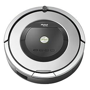 8. iRobot Roomba 860