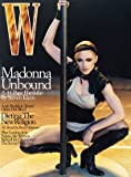 img - for W MAGAZINE - APRIL 2003 (VOLUME 32, NUMBER 1): MADONNA UNBOUND book / textbook / text book