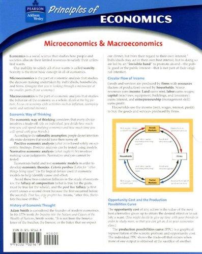 Principles of Economics: Microeconomics & Macroeconomics