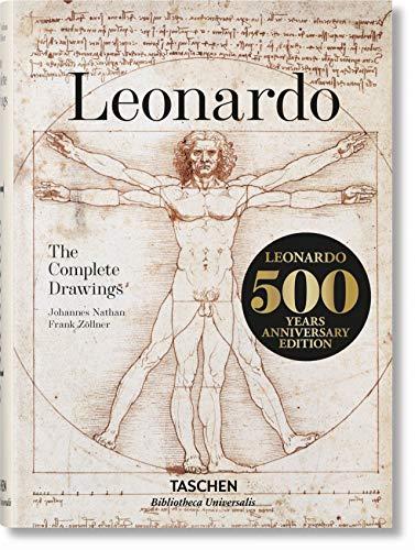KO-Léonard de Vinci. L'oeuvre graphique par Johannes Nathan