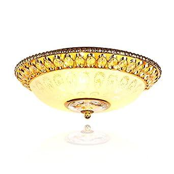 SDKKY Weihnachten Modern, Led, Gold, Kristall, Lampen, Leuchten,  Klimaanlage,