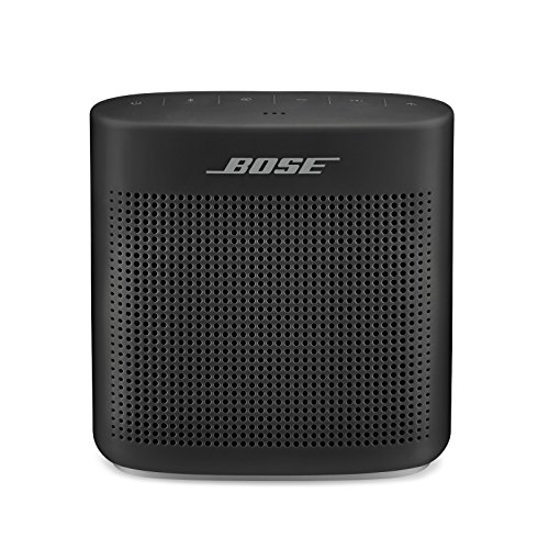 Bose SoundLink, Color Outdoor Bluetooth Speaker II, (Waterproof IPX4), Soft black (Bose Office Speakers)